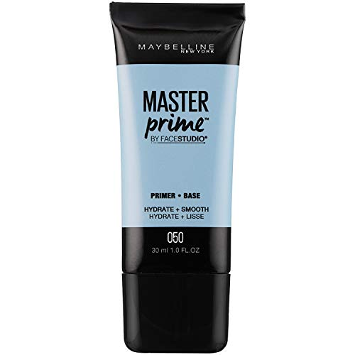 Maybelline Facestudio Master Prime Primer, Hydrate + Smooth, 1 fl. oz.