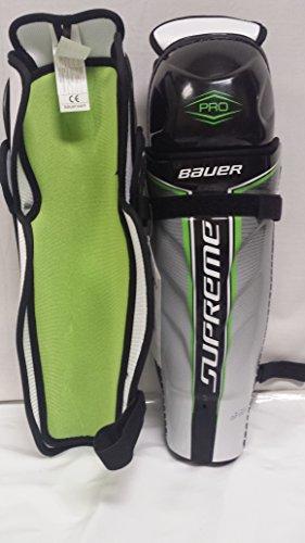 Bauer Supreme Pro Hockey Shin Guard SR-CTC Size 16
