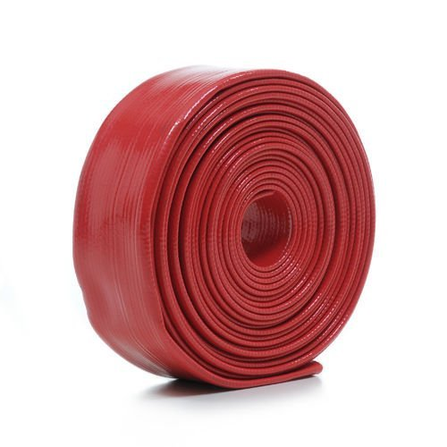 Swimming Pool Heavy Duty Red Backwash Hose 7.5m Swimmer