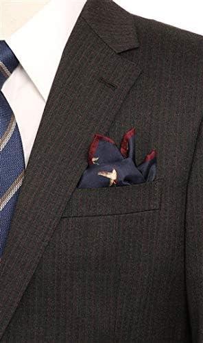 ポケットチーフ【シルク】 SAPRS202