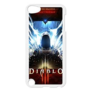 Diablo For Ipod Touch 5 Csae protection phone Case FXU300162