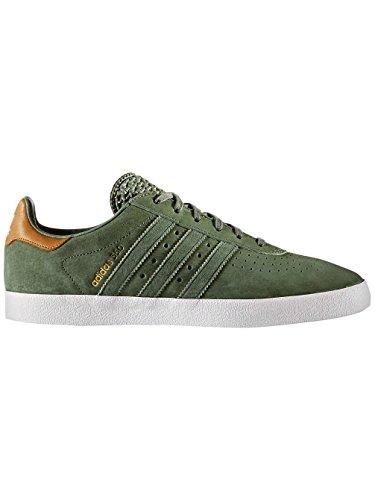 adidas 350 chaussures green/mesa