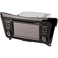 Reman OEM In-Dash Navigation Unit For Nissan Rogue 2014 2015 - BuyAutoParts 18-60502R Remanufactured