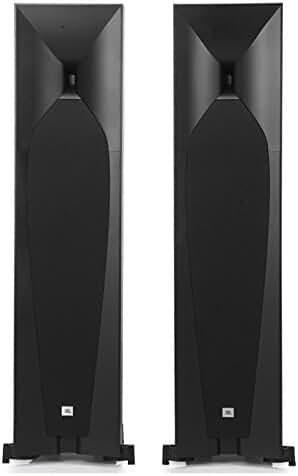 JBL Studio 580 Dual 6.5-Inch Floorstanding Loudspeaker (Each)