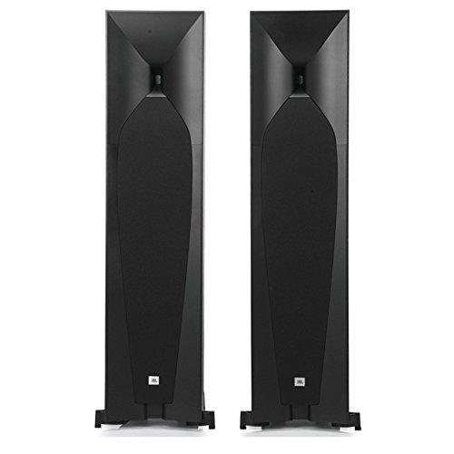JBL Studio 580 Dual 6.5-Inch Floorstanding Loudspeaker (Each) (Jbl Floor)