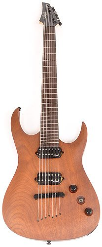 Agile Septor 727 MN CP TOM Natural Mahogany (Guitar Agile)