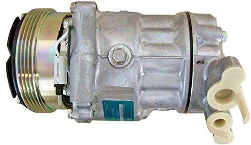 BEHR HELLA SERVICE 8FK 351 316-021 *** PREMIUM LINE *** Compresor, aire acondicionado: Amazon.es: Coche y moto