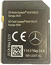 SD CARD MERCEDES GARMIN MAP PILOT STAR2 v14 Europe 2020 - A2139064507
