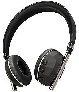 Caeden Linea N°10 Wireless Bluetooth Headphone – Faceted Carbon & Gunmetal