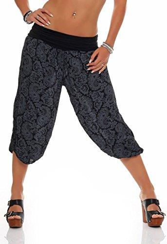 Negro Pantalón Than Malito More Harem Para Fashion Mujer 0H6vHAq
