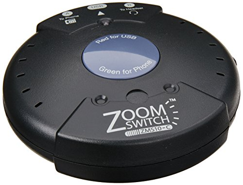 ZoomSwitch Headset Accessory (Zoomswitch Phone)