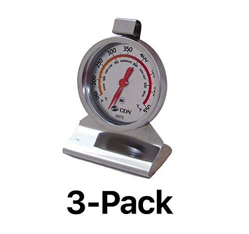 CDN ProAccurate Stainless Temperature Thermometer product image