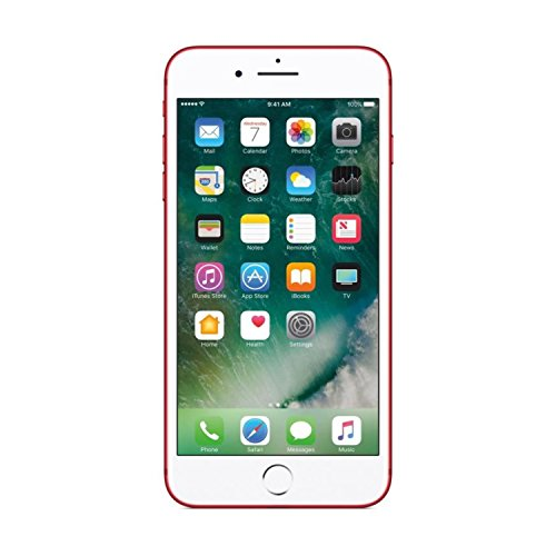 Unlocked Apple iPhone Plus Red