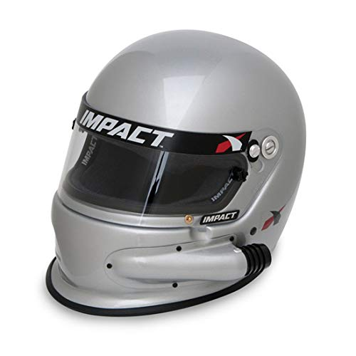 Helmet - Super Charger SNELL15 SM Silver