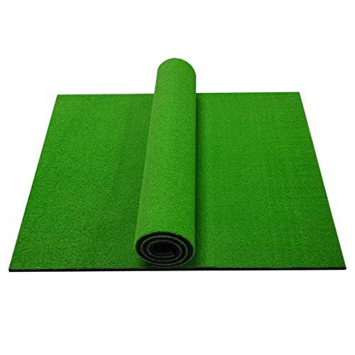 NDY Golf Swing mat, Training mat, Golf Course mat, Exercise mat, Multi-Size, Golf and Rubber Base, Backyard Golf mat,100cm150cm