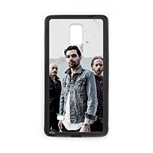 Samsung Galaxy Note 4 Cell Phone Case Covers Black Biffy Clyro CVXEYERTE28099 Plastic Durable Phone Case