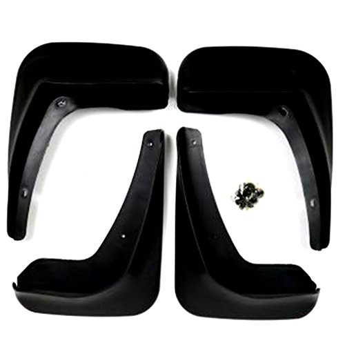 sse 2009-2015 Front Rear Mud Flaps Splash Guard Car Styling Mudguards Fenders ()