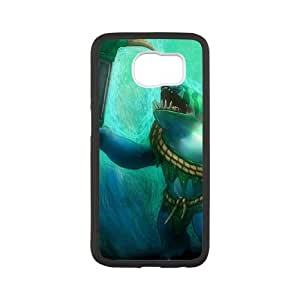 Samsung Galaxy S6 Cell Phone Case White Defense Of The Ancients Dota 2 TIDEHUNTER Huvvz