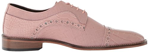 Stacy Adams Mens Rodrigo Cap Toe Oxford Dimmiga Ros