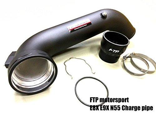 FTP アルミ製 チャージパイプキット For BMW E82 E90 E91 E92 エンジン N55 3.0T B06XKJ1BBM