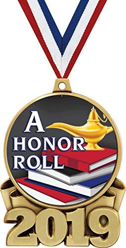 (Honor Roll Medals, 3