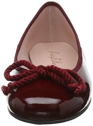 Red Flats Red Pretty Ballerinas Rosario Women's Ballet Shade Lava Pvvq8C