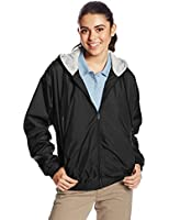 Classroom Uniforms Adult Unisex Lined Side Zipped Bomber Jacket