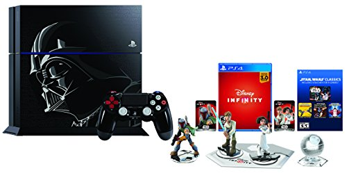 PlayStation-4-Limited-Edition-Disney-Infinity-30-STAR-WARS-500GB-Bundle-PS4