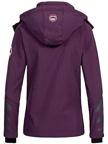 Purple Giacca Geographical Geographical Norway Norway Donna wfzX7Ypq