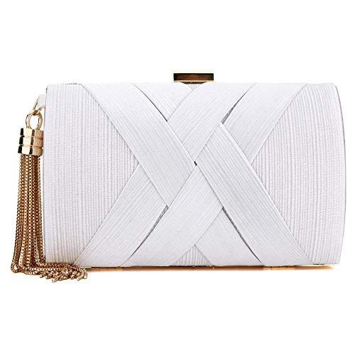 Vert Pochette White Unique pour Simanli Femme Taille qtwx1aUn
