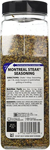 McCormick Montreal Steak Seasoning, 29-Ounce Units (Pack of 2) by McCormick (Image #4)