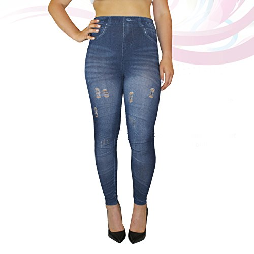 Pull Stretch Jeans - 9