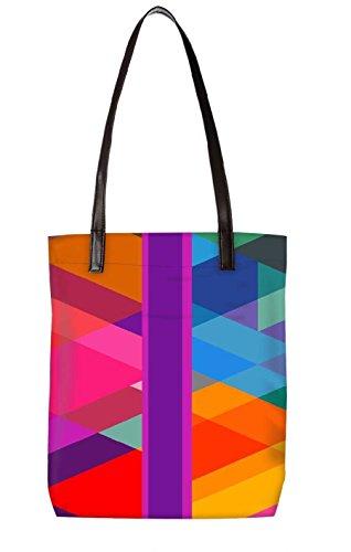 Snoogg Strandtasche, mehrfarbig (mehrfarbig) - LTR-BL-2795-ToteBag