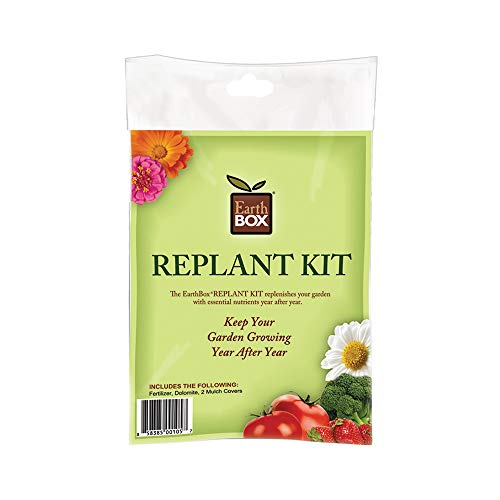- EarthBox 81100 Replant Kit, Standard