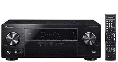 Pioneer Surround Sound A/V Receiver - Black (VSX-532) (Renewed)