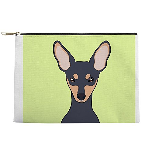 CafePress - Miniature Pinscher - Makeup Pouch