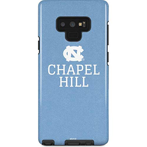 Skinit University of North Carolina Galaxy Note 9 Pro Case - UNC Chapel Hill Design - High Gloss, Scratch Resistant Phone Cover -