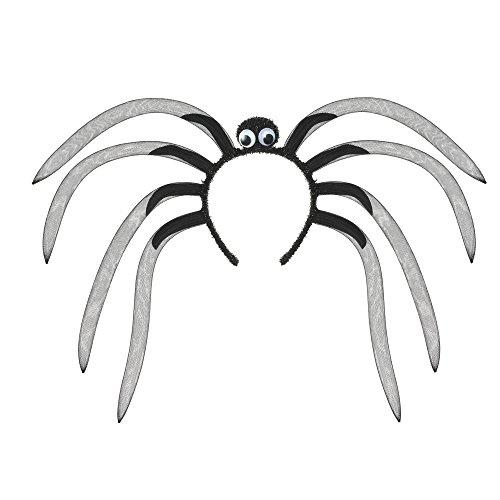 Halloween Costume Spider 27 Inch x 7 Inch Headband Accessory