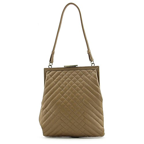 Cynthia Rowley Jolie Women Brown Shoulder