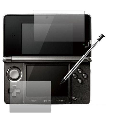 2 x Slabo Displayschutzfolie Nintendo 3DS