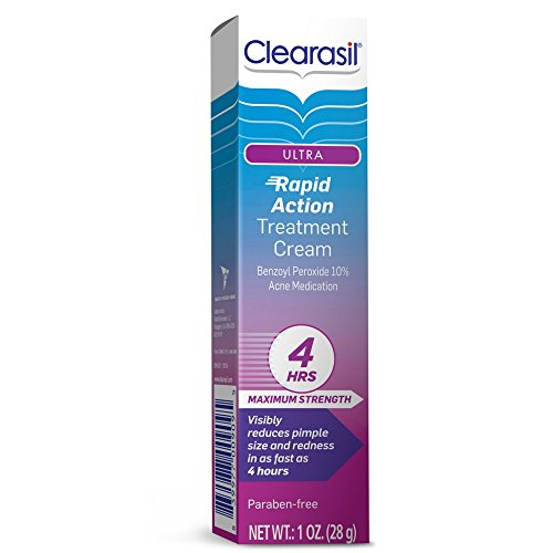 Clearasil Ultra Rapid Action Vanishing Treatment Cream 1oz