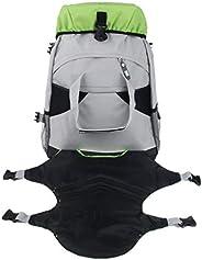 Baosity Sports Skate Bag Roller Inline Skates Backpack