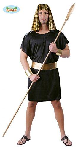 Guirca Costume vestito egiziano guardia egiziana carnevale adulto 80462  T.U  Guirca  Amazon.it  Casa e cucina d2d04269a10