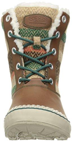 Scherp Damesschoenen Elsa Boot Wp W 1015457 Vrouwen Trekking Schoenen, Wandelschoenen, Laarzen, Laarzen Wol Gestreept