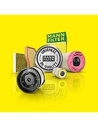 Mann Filter HU 718 5 X filtro de aceite sin metal, paquete de de 1