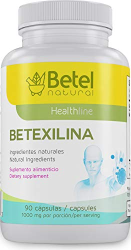Betexilina Capsules by Betel Natural - All Natural Support for a Healthy Immune System - 90 Capsules - 1000 mg per Serving