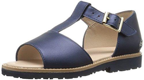Lacoste Kids' Jardena Sandal 117 1 Cai Flip Flop - Navy -...