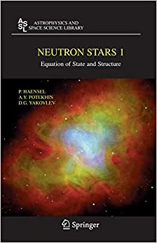 Descargar Libro It Neutron Stars 1: Equation Of State And Structure: V. 1 Documento PDF