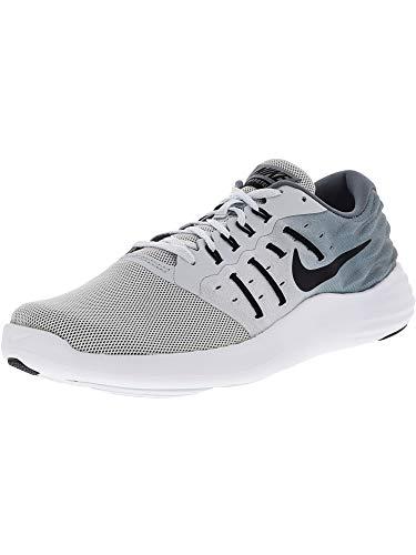 Para cool white Black Hombre Lunarstelos Plateado pure Platinum Running Zapatillas De Nike Grey nvaH7IAqI