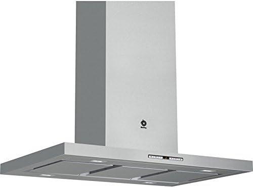 Balay 3BI898XMA - Campana (620 m³/h, Canalizado/Recirculación, A, A, B, 62 dB): 607.29: Amazon.es: Grandes electrodomésticos